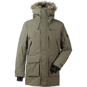 DIDRIKSONS Marcel Parka Homme, crocodile green